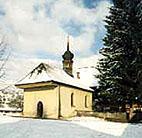 Kapelle Hof Oberkirch Kaltbrunn